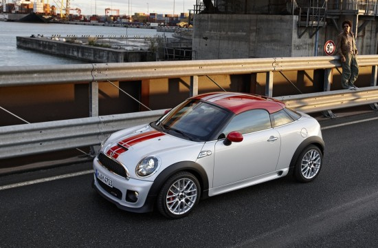 Premiere: MINI Coupe