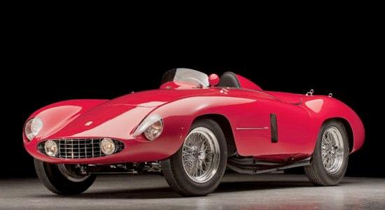 Ferrari 750 Monza Spyder