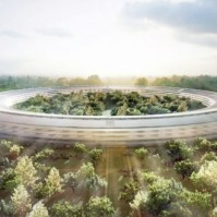 Apple Campus 2 Projekt