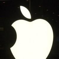 Apple Store Jungfernstieg von innen - Bild: Matthias Parthesius