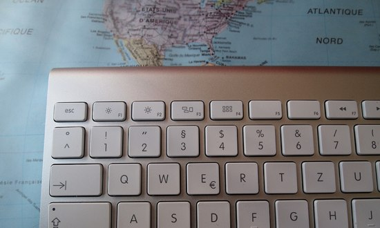 Apple Bluetooth Keyboard with Mission Control and LauchPad