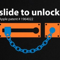 Apple Patent #1964022 Slide to unlock
