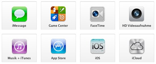 iPod touch Features