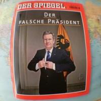 Der Spiegel 51.2011: Der falsche Präsident