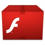 Icon vom Flash-Installer auf dem Mac