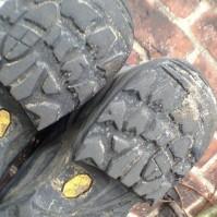 Christian Wulff den Schuh zeigen
