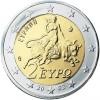 2 Euro aus Griechenland