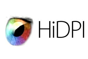 HiDPI