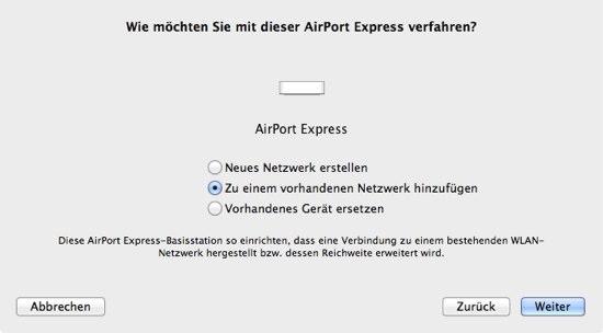 AirPort-Dienstprogramm-3