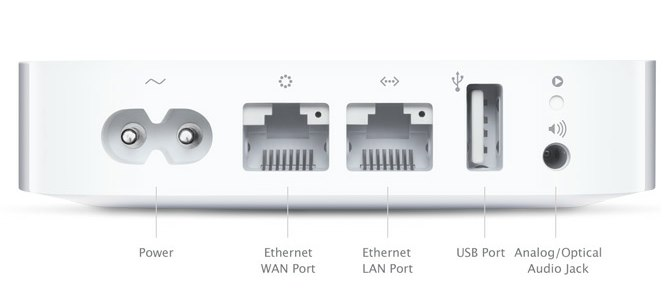 Apple AirPort Express (2012)