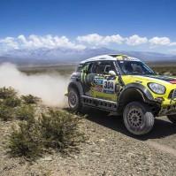 Mini Rally Dakar