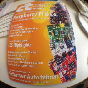 ct: Raspberry Pi & Co