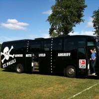 FC. St. Pauli Bus