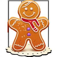 X-mas - Gingerman