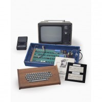 The Ricketts Apple-1 Personal Computer