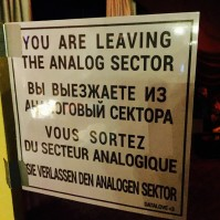 analog-sector