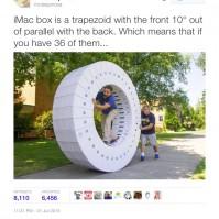 36 iMac Kartons