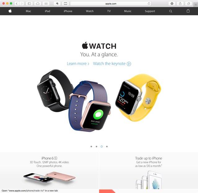 201603-Apple-Watch