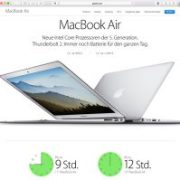 MacBook Air - Apple