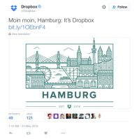 Dropbox in Hamburg