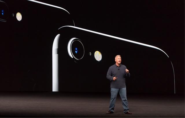 Phil Schiller stellt zehn (10) ausgewählte Features vom neuen iPhone 7 vor.