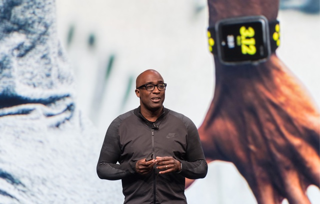 Trevor Edwards zeigt die neue Nike+ Run Club App