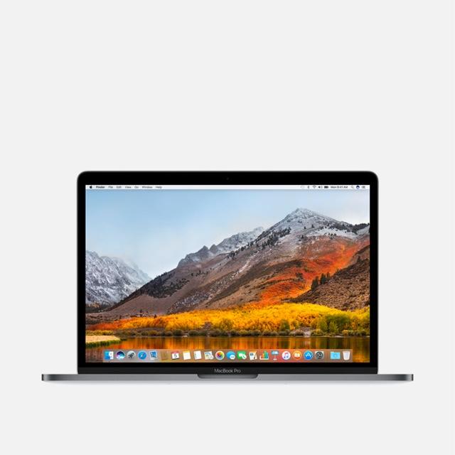 macOS High Sierra feilt die kleinen Macken aus