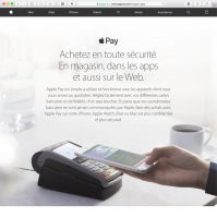 Apple Pay startet bei Apple France
