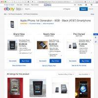 Apple iPhone 1st Generation eBay