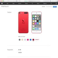 iPod touch 2017