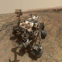 Curiosity seit fünf Jahren auf dem Mars