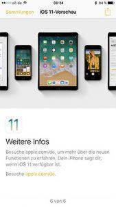 11) Überarbeiteter App Store