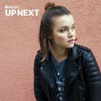 Lotte bei Up Next von Apple Music