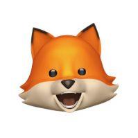 fox-animoji
