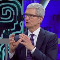 Tim Cook China Fortune