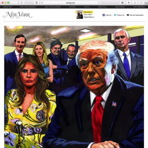 Michael Wolff's 'Fire and Fury'- Inside Trump's White House