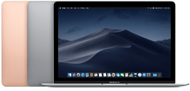 MacBook Air mit Retina und Touch ID
